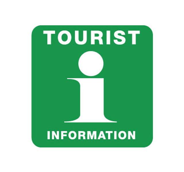 Turistinformation logga