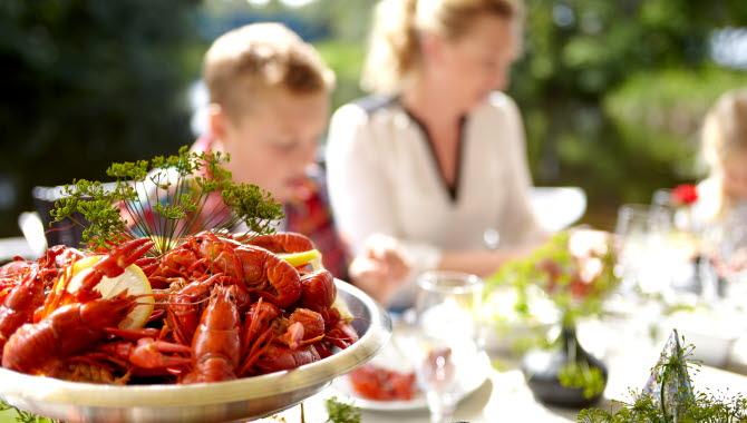 Crayfishfeast