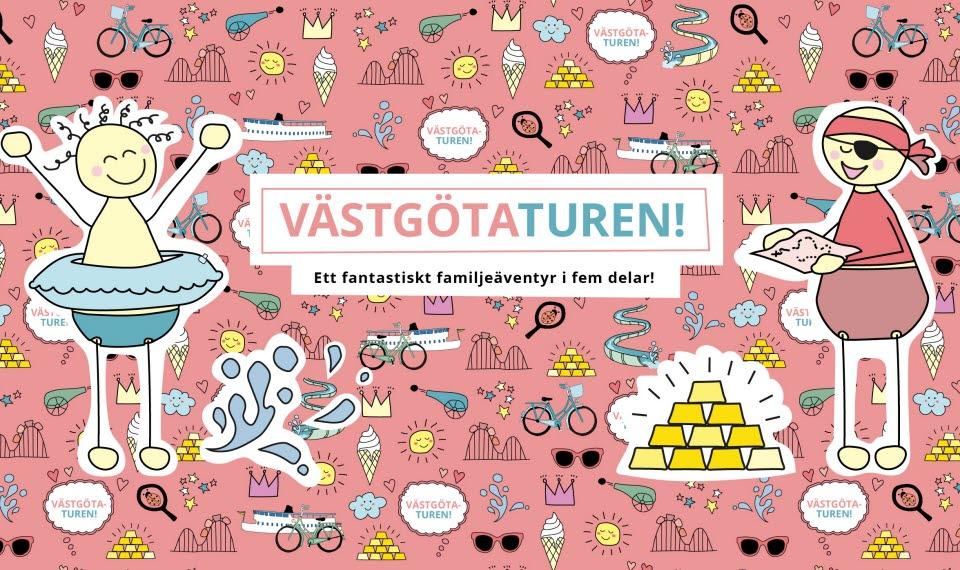 Illustration för Västgötaturen 2019.