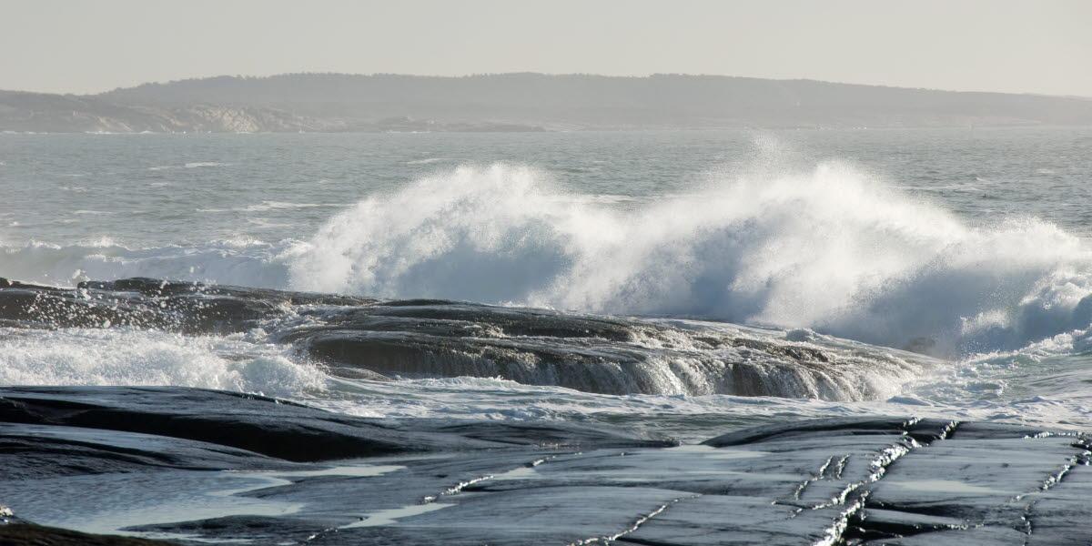 Stormigt Kosterhav