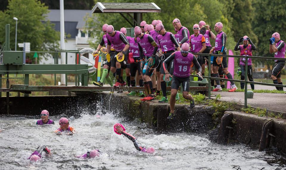 Dalsland Swimrun