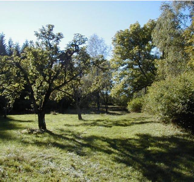 Miljöbilder från Idåsens naturreservat med slåtterängar och torpmiljöer