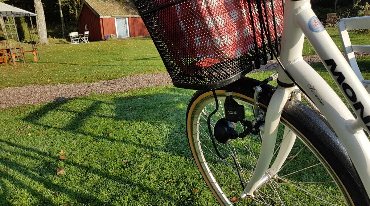 cykel picnick