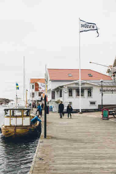 Smögen16- Photo Cred Jeska Hearne, Lobster & Swan