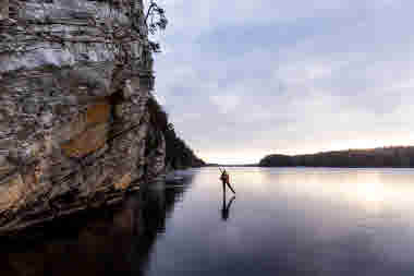 Svanfjorden (Öster om Upperud)