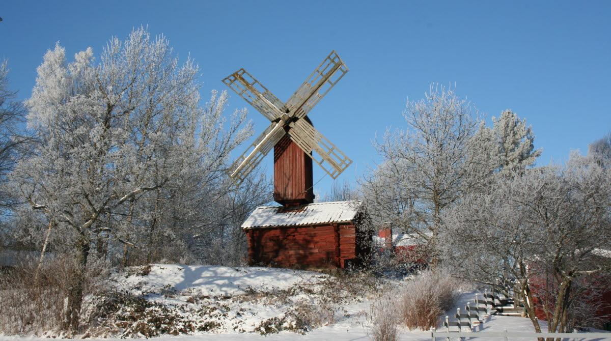 Vinter i Grästorp