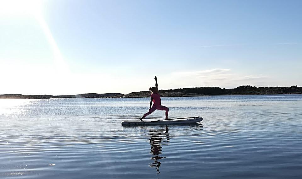SUP Yoga, paddle & SPA