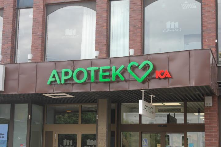 apoteket hjärtat mariestad