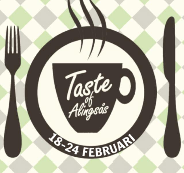 Logotyp för Alingsås restaurangvecka