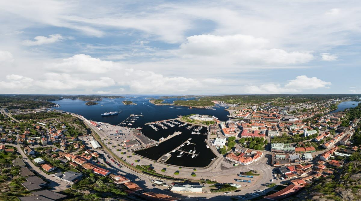 Foto över Strömstad