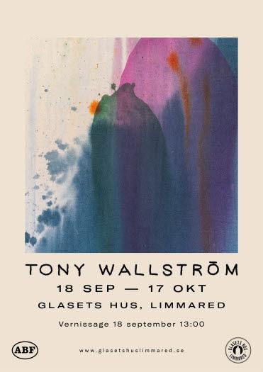 Utställning Tony Wallström