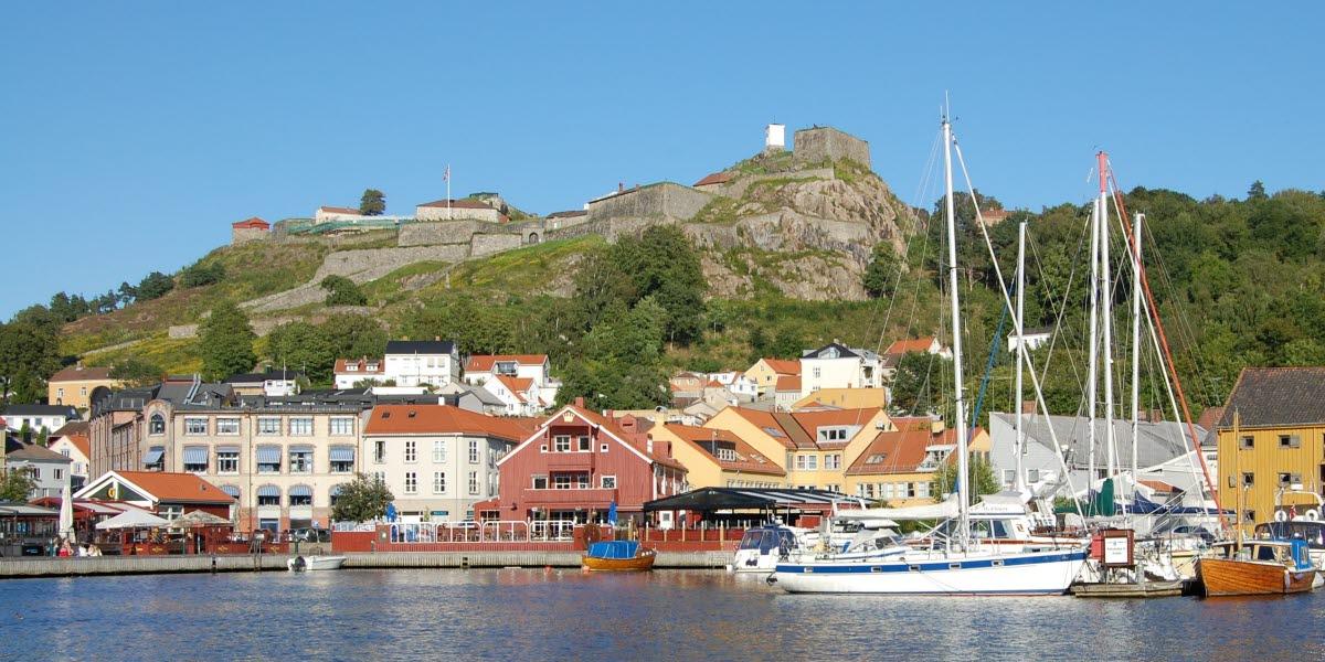 Fredrikstens fästning, Halden