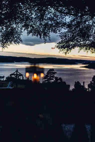 Villa Sjötorp view- Photo Cred Jeska Hearne, Lobster & Swan
