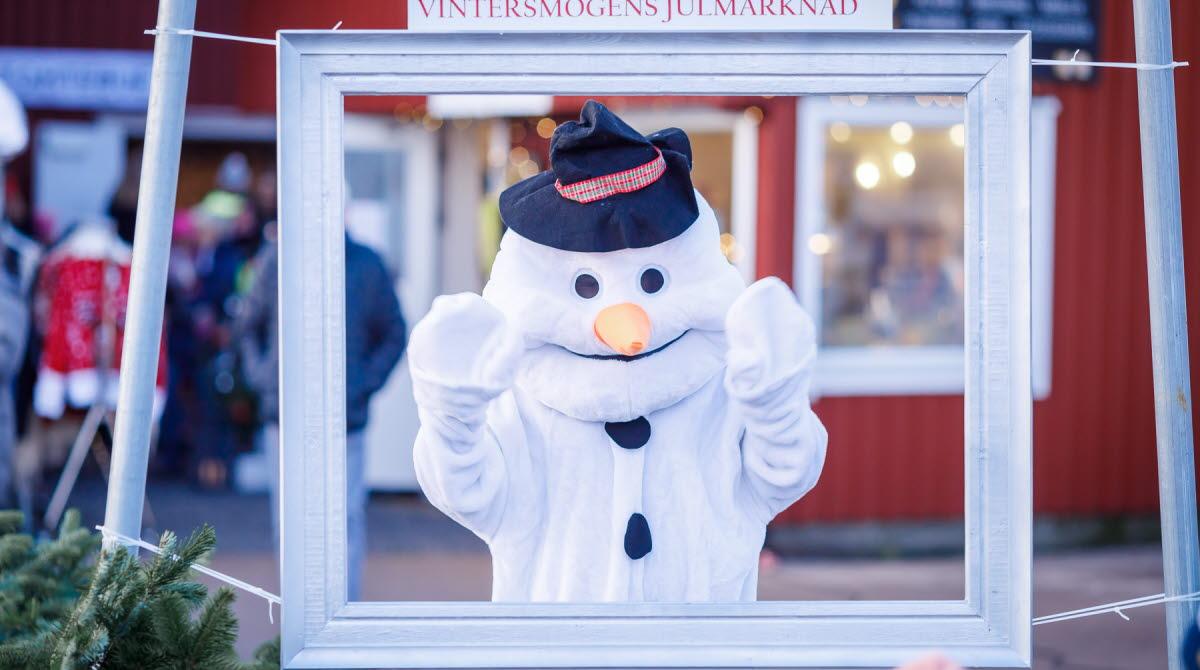 Vintersmögen - julmarknad på Smögen, Sotenäs
