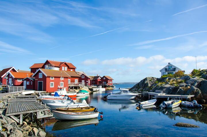 Stay At Karingon Gullholmen