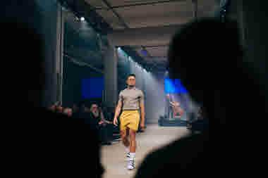 Fashion show- Photo Cred Faramarz