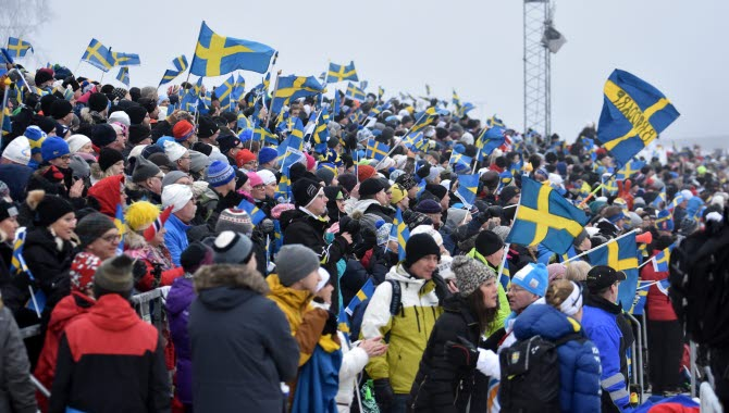 Välkommen till Världscupen i längdsjidor i Ulricehamn