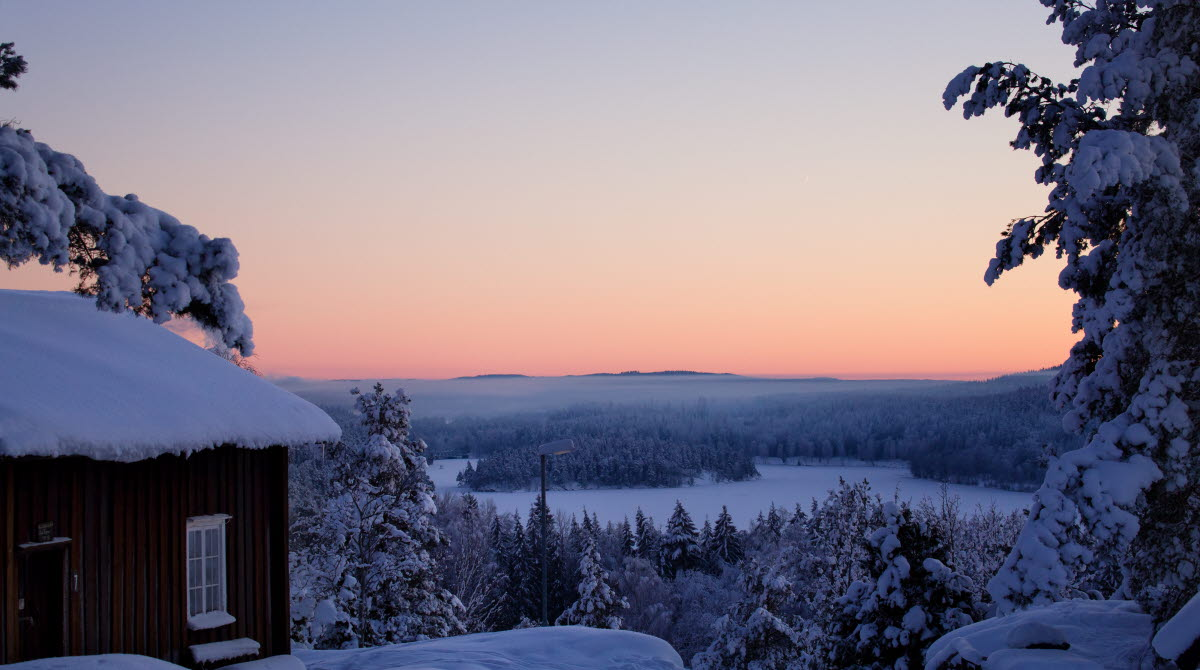 winter in Dalsland