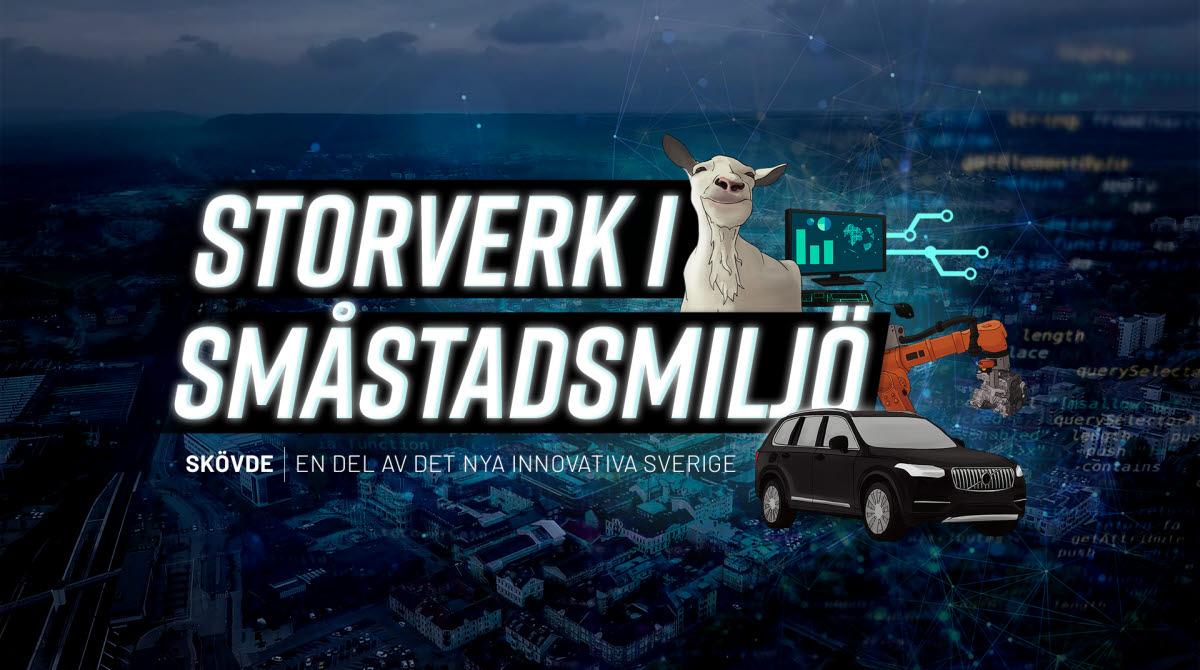 Key visual Innovativa Sverige