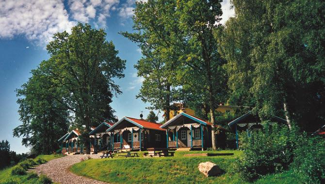 Skotteksgården is a good camping and accomondation i Ulricehamn