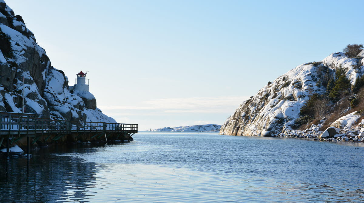 Vinter i Havstenssund
