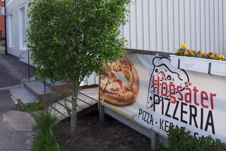 dalslands pizzeria färgelanda meny