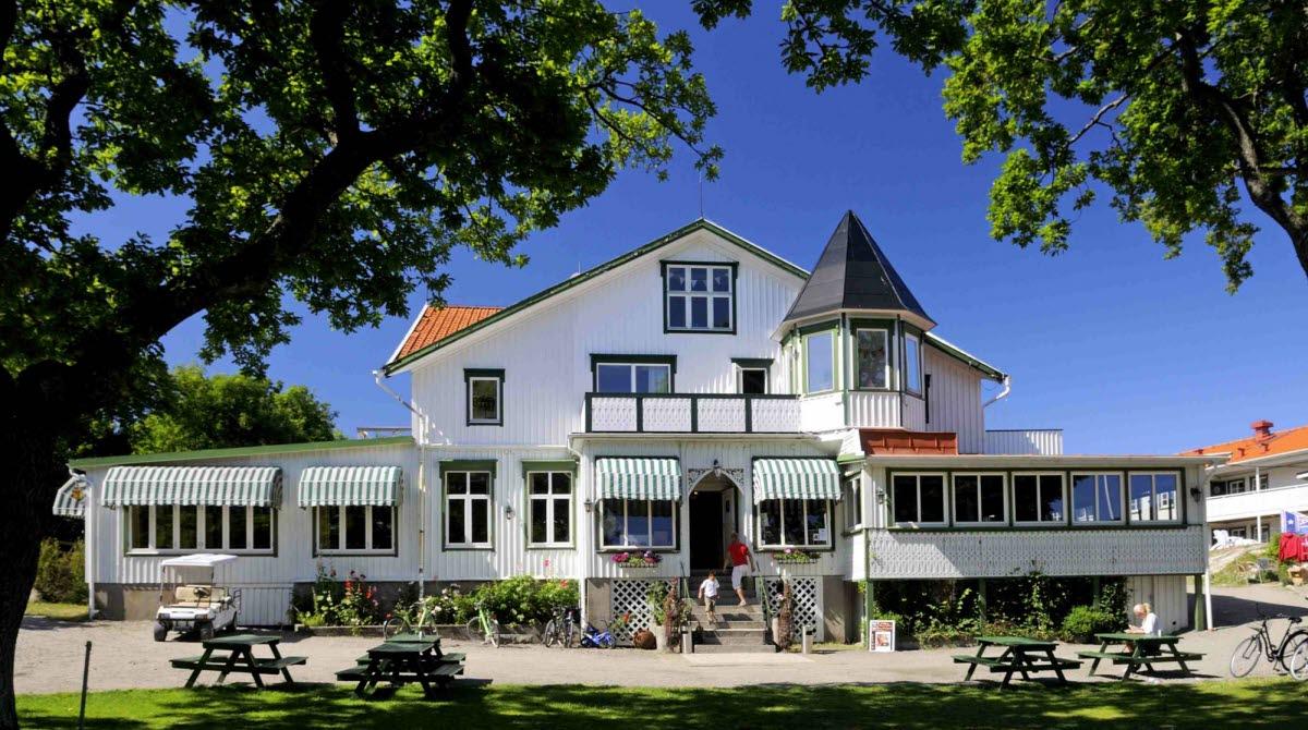 Hotell Ekenäs på Sydkoster.