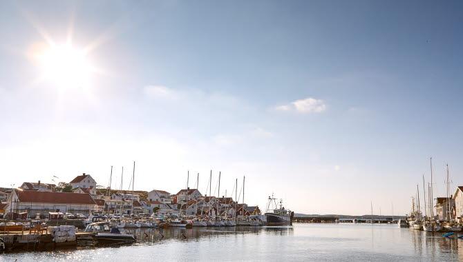 Grundsunds hamn