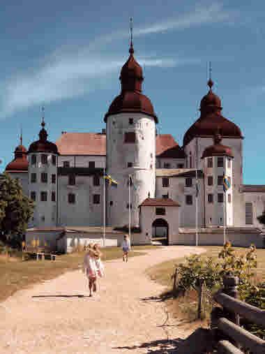 Läckö Slott, Lidköping