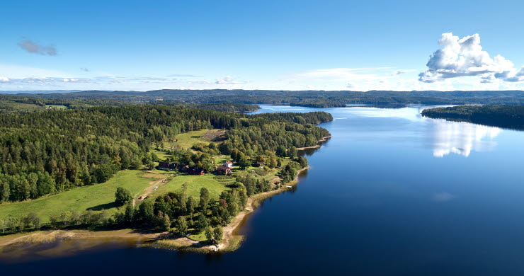 Nature in Dalsland