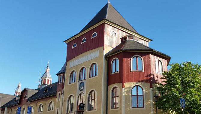 Badhuset i Strömstad