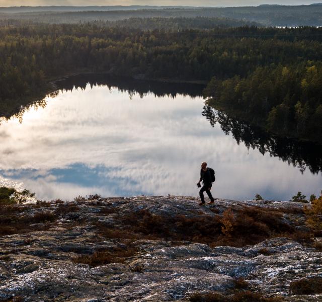 Vandring i Dalsland