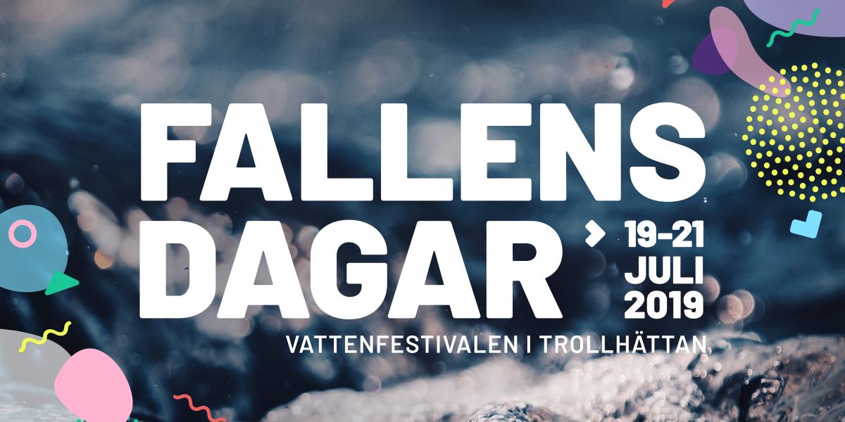 Logotyp för Fallens Dagar 2019