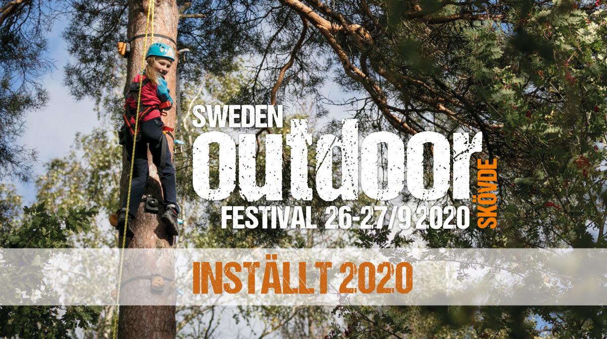 Sweden Outdoor festival 2020 Inställt