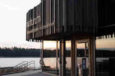 Naturum Victoriahuset- Photo Cred Robert Dahlberg