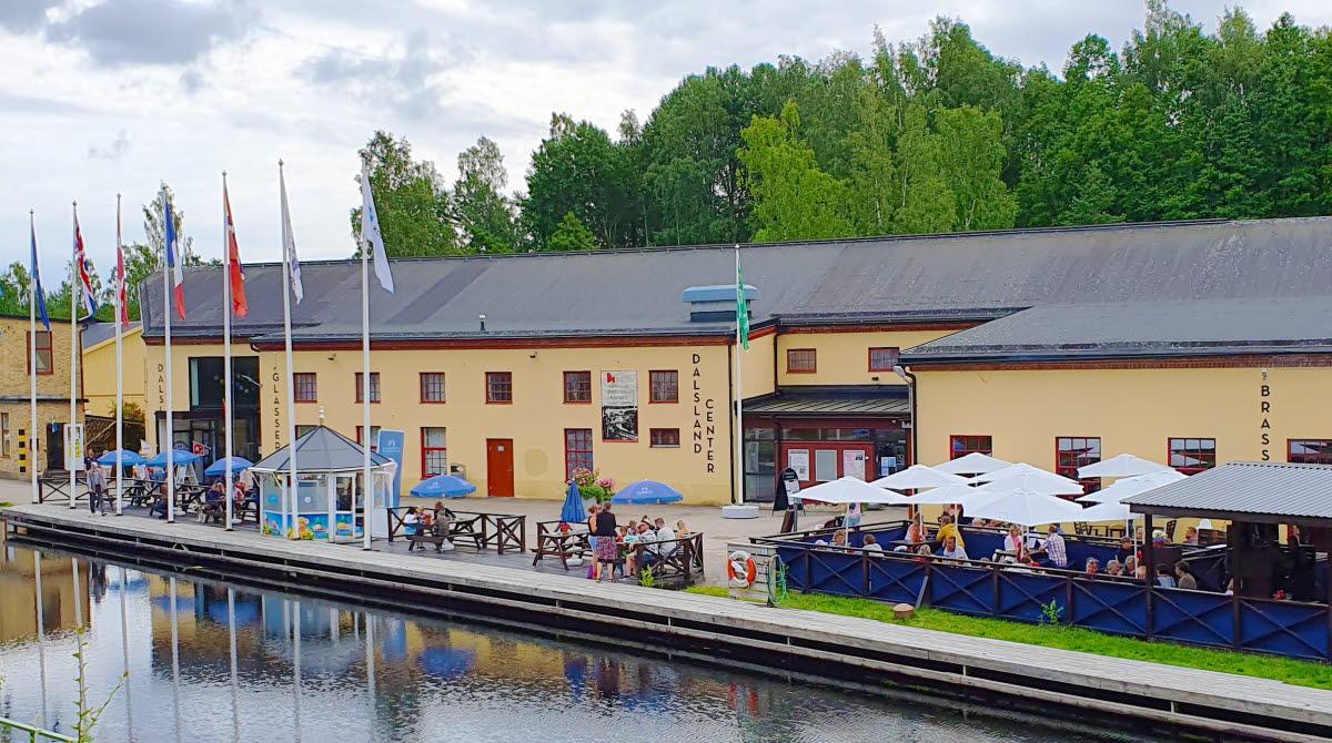 Dalslands center i Håverud.