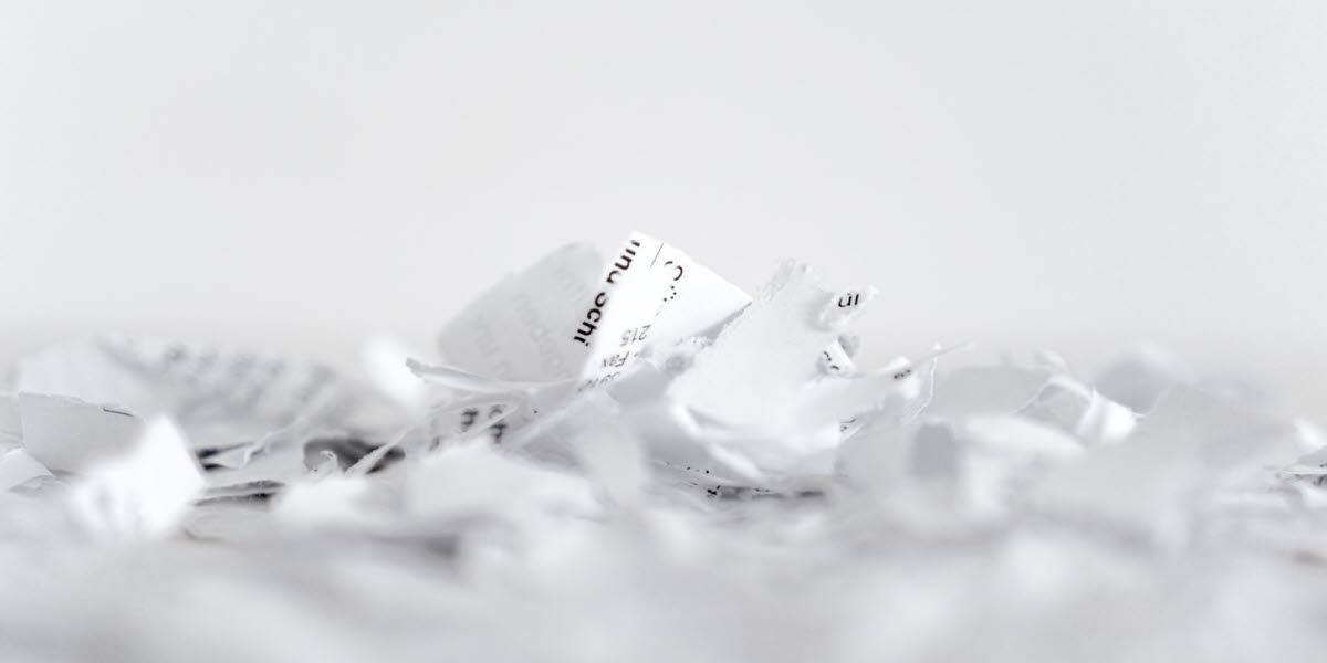 pappersremsor