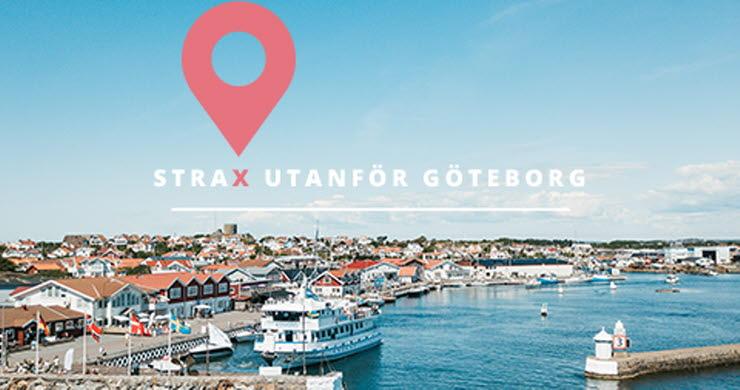 Strax utanför Göteborg